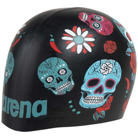 arena Poolish Moulded Cap, crazy skulls carnival